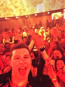 Sven en zijn #selfieolympics